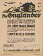 Handzettel herausgegeben von der Deutschen Reichsbank, Frühjahr 1917 (aus: SSAA, Kriegssammlung Hirsch)