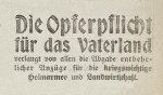 Anzeige in der Aschaffenburger Zeitung vom 10. August 1918