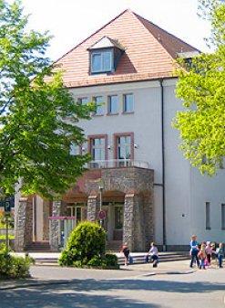 Die städtische Musikschule in der Kochstraße