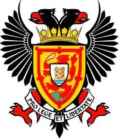 Wappen von Perth