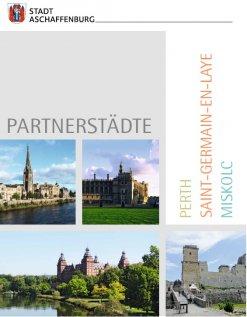 Broschüre zu den Städtepartnerschaften