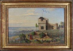 Gemälde der Kippenburg