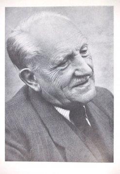 Bild, das Hugo Dingler zeigt.