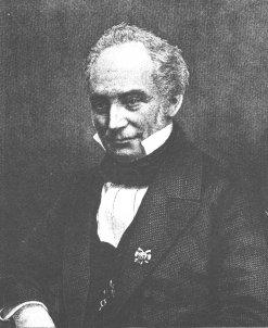 Bild, das Franz Bopp zeigt.