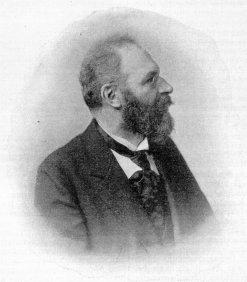 Bild, das Friedrich Hefner Alteneck zeigt.