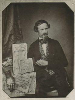 Bild, das Jacob Hefner-Alteneck zeigt.