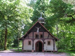 Kapelle in Obernau