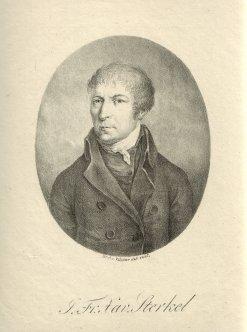 Bild, das Johann Franz Xaver Sterkel zeigt.