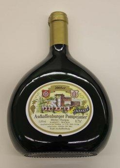 Foto von einer Flasche Pompejaner