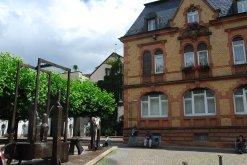 Haus Wolfsthalplatz, heute Museum jüdischer Geschichte und Kultur