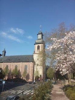 Sandkirche mit Sandtor