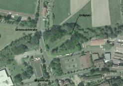 Lageplan des Grillplatzes