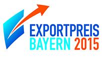 Logo des Bayerischen Exportpreis 2015