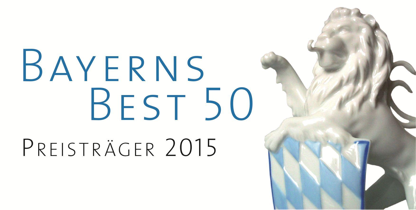 Logo Bayerns Bet 50 2015
