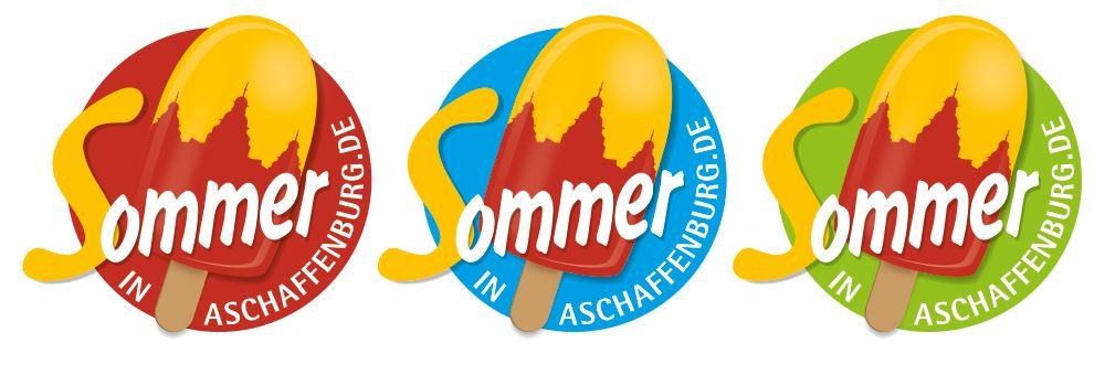 Logo Sommer in Aschaffenburg