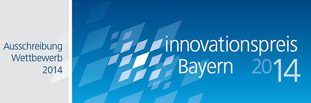 Logo Innovationspreis Bayern 2014