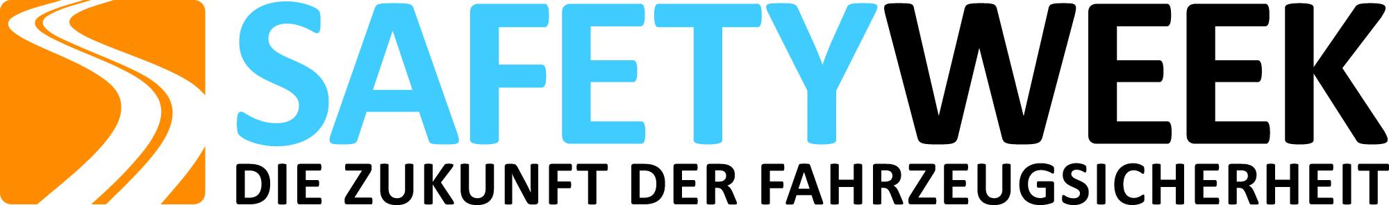 Logo der Safety Week 2015