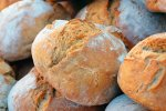 Foto von verschiedenen Broten