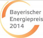 Logo Bayerischer Energiepreis 2014