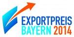 Logo Exportpreis 2014