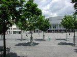 Bild des Aschaffenburger Marktplatz
