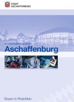 Broschüre Wirtschaftsstandort Aschaffenburg