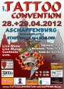 """III. Tattoo-Convention 2012"" Die Körperkult- und Lifestyle-Messe"