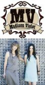 Madison Violet (CAN) - supp.: Jack Savoretti (GB)  120504 - 04.05.2012 Freitag, 4. Mai, Beginn 21 Uhr, Einlass 20 Uhr. Alternative Country mit den beiden Musikerinnen Brenley MacEachern und Lisa MacIsaac plus Verstärkung