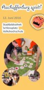 Aschaffenburg spielt - Sommer in Aschaffenburg